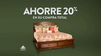 Ashley Furniture Homestore Fall Back Inside Sale TV Spot [Spanish] - Thumbnail 4