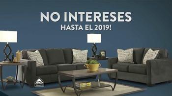 Ashley Furniture Homestore Fall Back Inside Sale TV Spot [Spanish] - Thumbnail 5