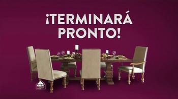 Ashley Furniture Homestore Fall Back Inside Sale TV Spot [Spanish] - Thumbnail 6