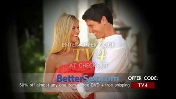 BetterSex.com TV Spot, 'Turn Up the Heat' - Thumbnail 4