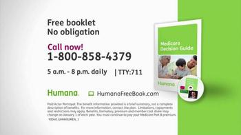 Humana Medicare Advantage Plans TV Spot, 'Coverage Gaps' - Thumbnail 10