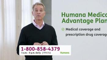 Humana Medicare Advantage Plans TV Spot, 'Coverage Gaps' - Thumbnail 5