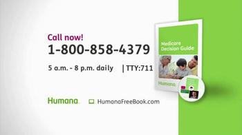 Humana Medicare Advantage Plans TV Spot, 'Coverage Gaps' - Thumbnail 8
