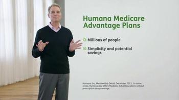 Humana Medicare Advantage Plans TV Spot, 'Coverage Gaps' - Thumbnail 9