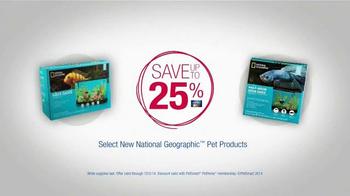 PetSmart TV Spot, 'National Geographic Pet Products' - Thumbnail 7