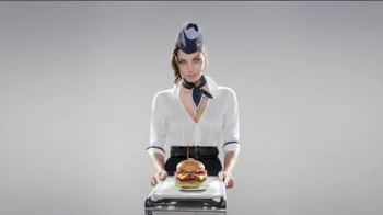 Carl's Jr. Mile High Bacon Thickburger TV Spot, 'Attendant' - Thumbnail 2