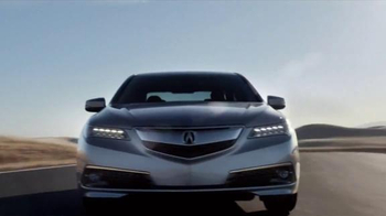 2015 Acura TLX TV Spot, 'One-Upping Yourself' - Thumbnail 1