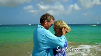 Sandals Resorts TV Spot, 'No Wallet Necessary' - Thumbnail 6
