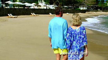 Sandals Resorts TV Spot, 'No Wallet Necessary' - Thumbnail 7