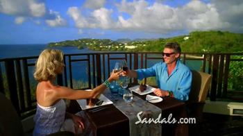 Sandals Resorts TV Spot, 'No Wallet Necessary' - Thumbnail 9