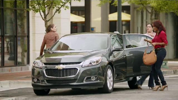 Chevrolet Malibu TV Spot, 'The Meaning of Friendship' - Thumbnail 10