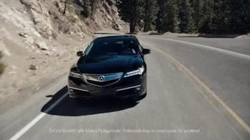 2015 Acura TLX TV Spot, 'Gratuitous Helicopter Shots' - Thumbnail 3