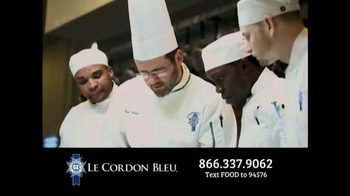 Le Cordon Bleu TV Spot, 'Up to Your Elbows'
