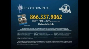 Le Cordon Bleu TV Spot, 'Up to Your Elbows' - Thumbnail 7