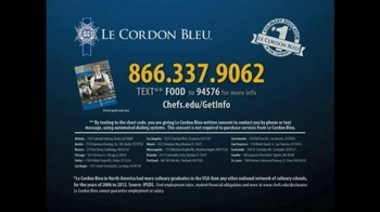 Le Cordon Bleu TV Spot, 'Up to Your Elbows' - Thumbnail 8