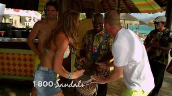 Sandals Resorts TV Spot, 'A Five-Star Luxury Resort' - Thumbnail 4