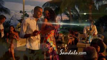 Sandals Resorts TV Spot, 'A Five-Star Luxury Resort' - Thumbnail 7
