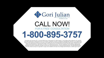 Gori Julian Law TV Spot, 'Mesothelioma' - Thumbnail 8