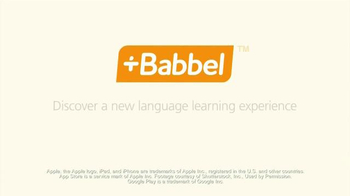 Babbel TV Spot, 'Learn on the Go' - Thumbnail 8