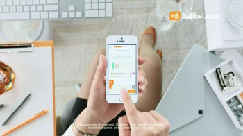 Babbel TV Spot, \'Learn on the Go\'