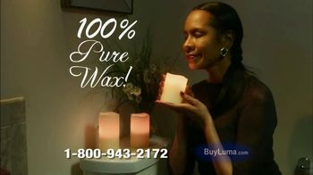 Luma Candles TV Spot, 'Changing LED Candles' - 11 commercial airings