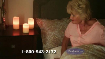 Luma Candles TV Spot, 'Changing LED Candles' - Thumbnail 8