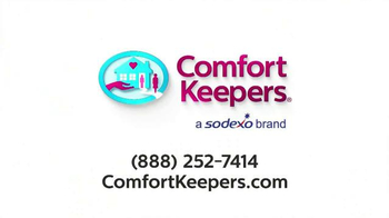 Comfort Keepers TV Spot, 'A Simple Call' - Thumbnail 10