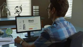 Shark NV650 Rotator TV Spot, 'Makes your Home Cleaner and Job Easier' - Thumbnail 1
