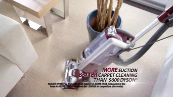 Shark NV650 Rotator TV Spot, 'Makes your Home Cleaner and Job Easier' - Thumbnail 3