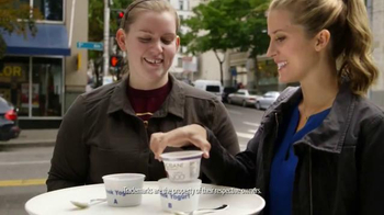 Yoplait 100 Calorie Greek Yogurt TV Spot, \'Taste-Off Takes on Seattle\'