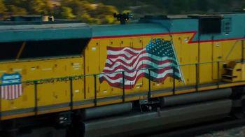 Union Pacific Railroad TV Spot, 'Our Salute'
