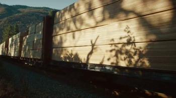 Union Pacific Railroad TV Spot, 'Our Salute' - Thumbnail 5