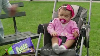 Luvs NightLock TV Spot, 'Pacifier' - Thumbnail 7