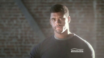 American Family Insurance TV Spot, 'Lifetime Protection' Ft. Russell Wilson - Thumbnail 4