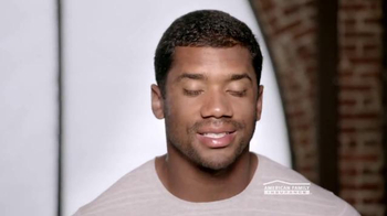 American Family Insurance TV Spot, 'Lifetime Protection' Ft. Russell Wilson - Thumbnail 8