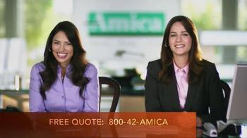 Amica Mutual Insurance Company TV Spot, 'Shopping Around' - Thumbnail 8