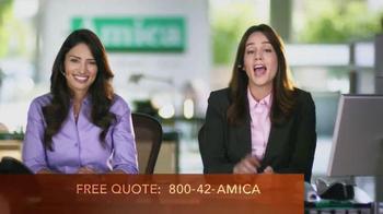 Amica Mutual Insurance Company TV Spot, 'Shopping Around' - Thumbnail 4