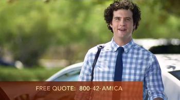 Amica Mutual Insurance Company TV Spot, 'Shopping Around' - Thumbnail 6