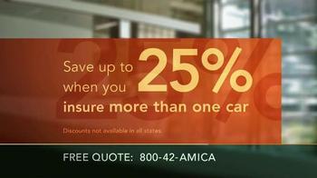 Amica Mutual Insurance Company TV Spot, 'Shopping Around' - Thumbnail 7