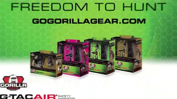 Gorilla Gear G-Tac Safety Harness TV Spot - Thumbnail 9