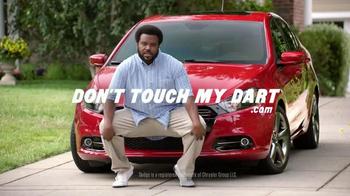 Dodge Dart TV Spot, 'Don't Touch My Dart: Garage - Craig' Ft Craig Robinson - Thumbnail 7