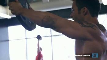 BodyBuilding.com TV Spot, 'Bodybuilding.com Athlete' - Thumbnail 6