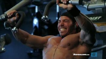 BodyBuilding.com TV Spot, 'Bodybuilding.com Athlete' - Thumbnail 7