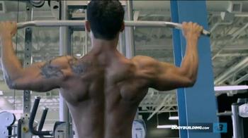 BodyBuilding.com TV Spot, 'Bodybuilding.com Athlete' - Thumbnail 8