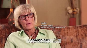 Liberator Medical Supply, Inc. Catheter Sample Pack TV Spot, 'Judge Julie'