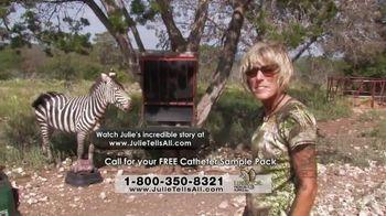 Liberator Medical Supply, Inc. Catheter Sample Pack TV Spot, 'Judge Julie' - Thumbnail 6