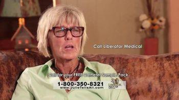 Liberator Medical Supply, Inc. Catheter Sample Pack TV Spot, 'Judge Julie' - Thumbnail 7