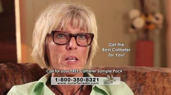 Liberator Medical Supply, Inc. Catheter Sample Pack TV Spot, 'Judge Julie' - Thumbnail 8