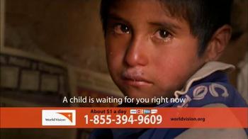World Vision TV Spot, 'Waiting for You' - Thumbnail 10
