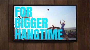 Google Chromecast TV Spot, 'For Bigger Hangtime' - Thumbnail 3